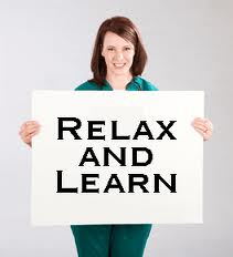7 Relax and learn